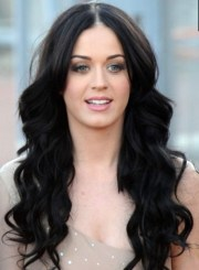 celebrity - katy perry hair