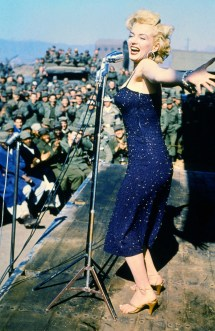 Marilyn Monroe Korea