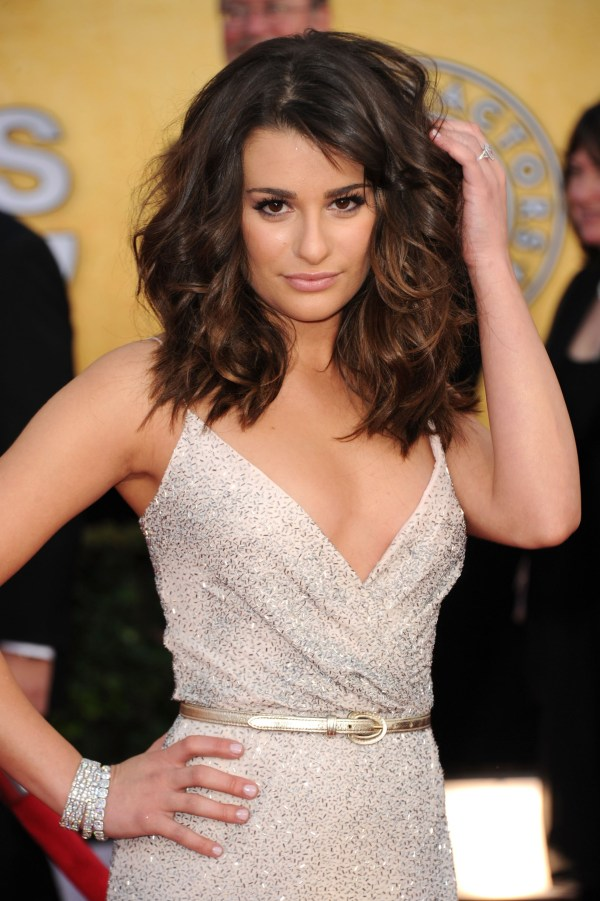 Celebrity Lea Michele - Weight Height And Age