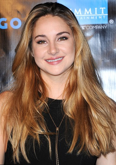 Celebrity Shailene Woodley Hair Changes Photos Video