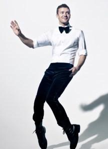 Justin Timberlake Dancing