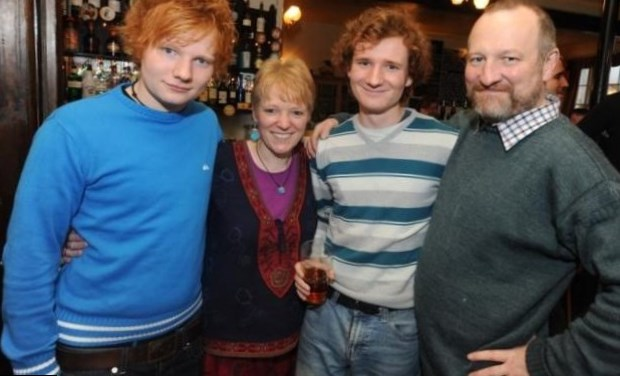 Ed Sheeran Family
