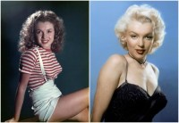 Marilyn Monroe's height, weight. She loved her body as it was
