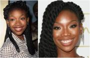 brandy norwood's height weight