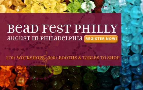 Star's Clasps at Bead Fest Philadelphia