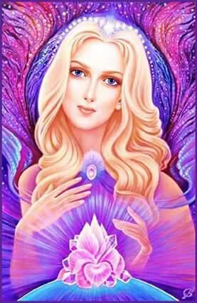 RaNia Pleiadian Angel