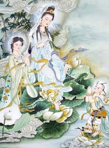 Altair Blue Dragon Guan Yin plus