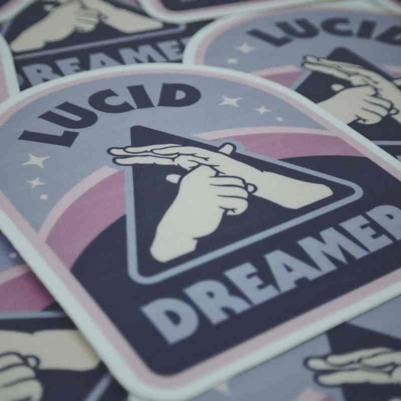 Lucid Dreamer Sticker