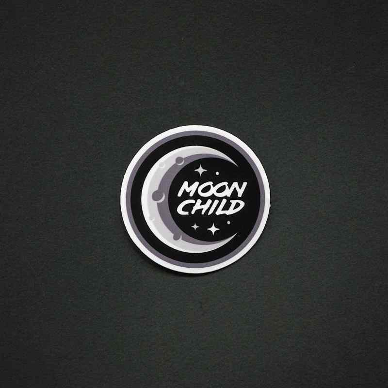 Moon Child Sticker