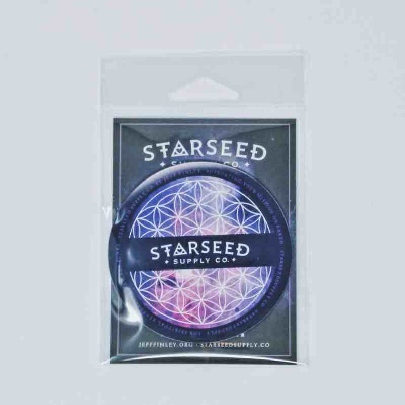 Starseed Magnet (Flower of Life)