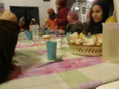 Dinner chaos