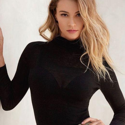 Bryana-Holly-height