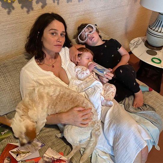 Robin-Tunney-family