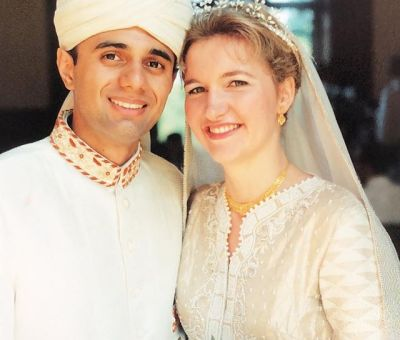 Laura-King-with-her-husband-image