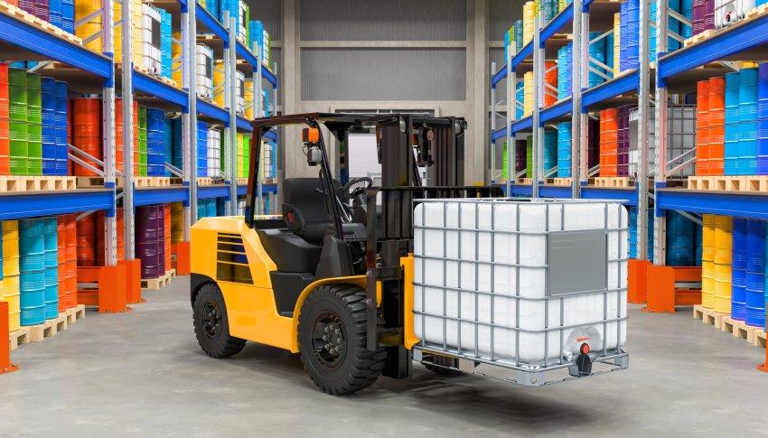 HazMat Storage & Distribution (Warehousing) White Paper