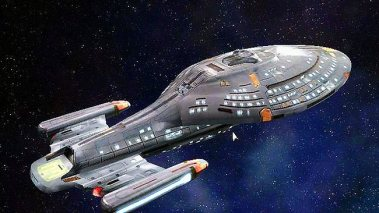 ANOTHER VERSION OF THE USS ENTERPRISE