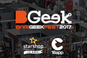 Star Shop al BGeek di Bari!