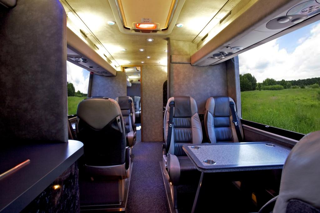 Tour bus hire from Starsleeper Sleeper bus hire operators