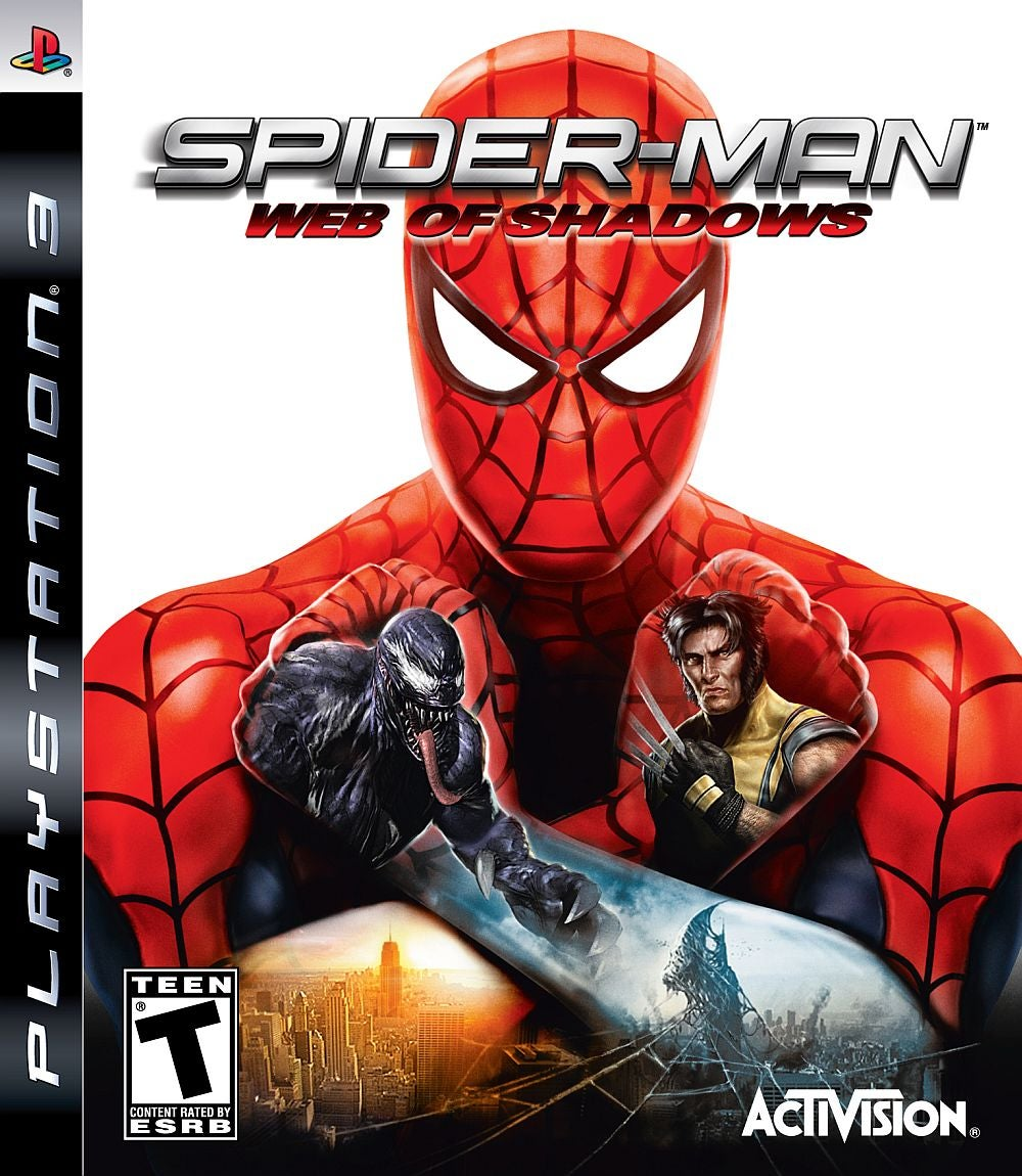 Spider Man Web Of Shadows PlayStation 3 IGN