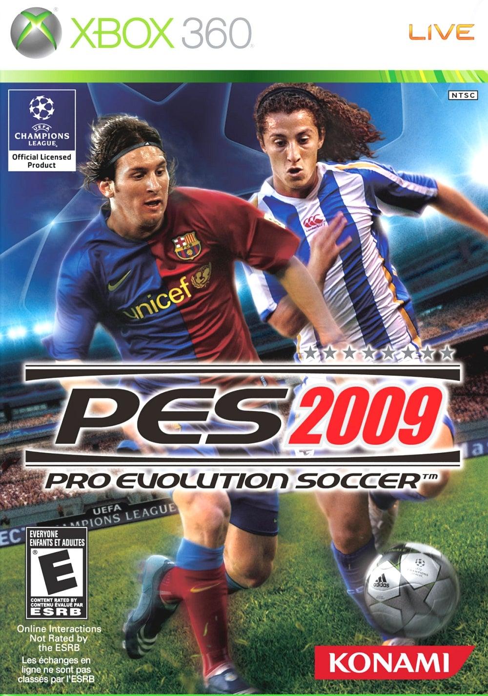 Pro Evolution Soccer 2009 - Xbox 360 - IGN