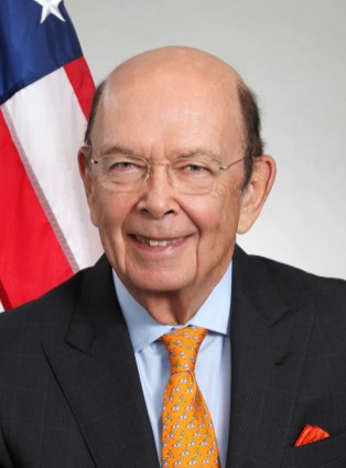 wilbur ross official