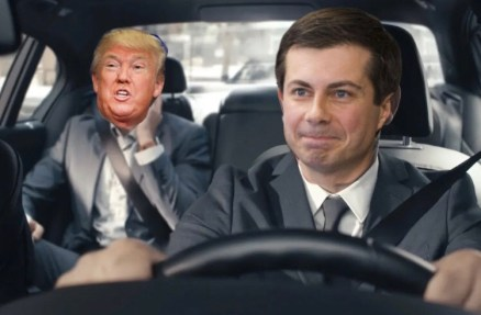 mayor pete uber