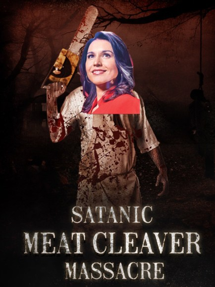 tulsi meat cleaver