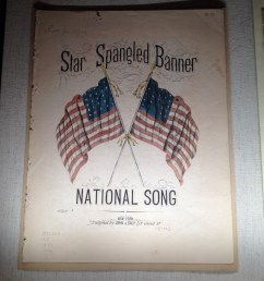 What So Proudly We Hailed   Star Spangled Music [ 3264 x 2448 Pixel ]