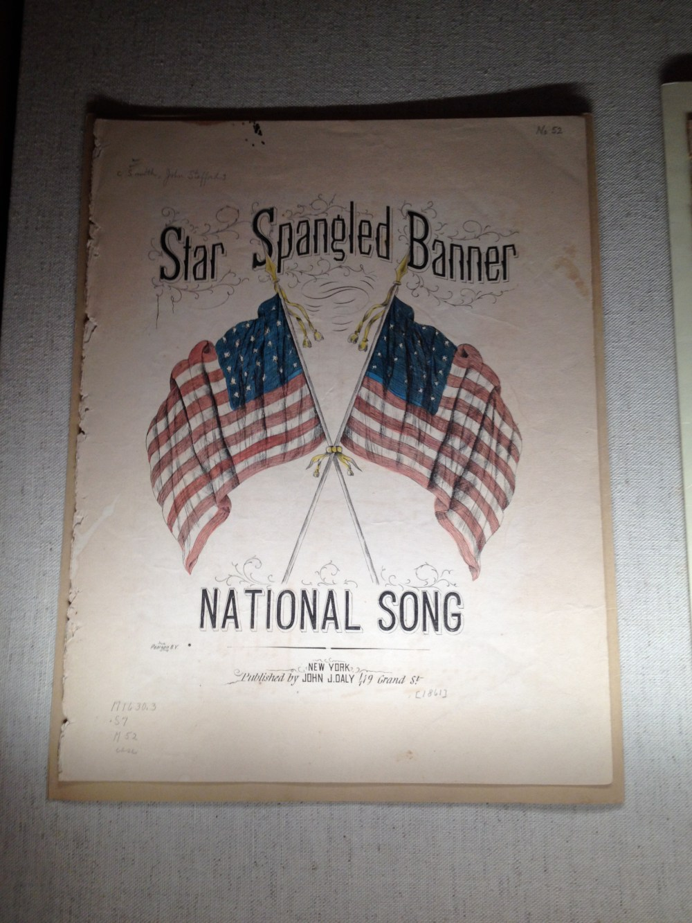 medium resolution of What So Proudly We Hailed   Star Spangled Music