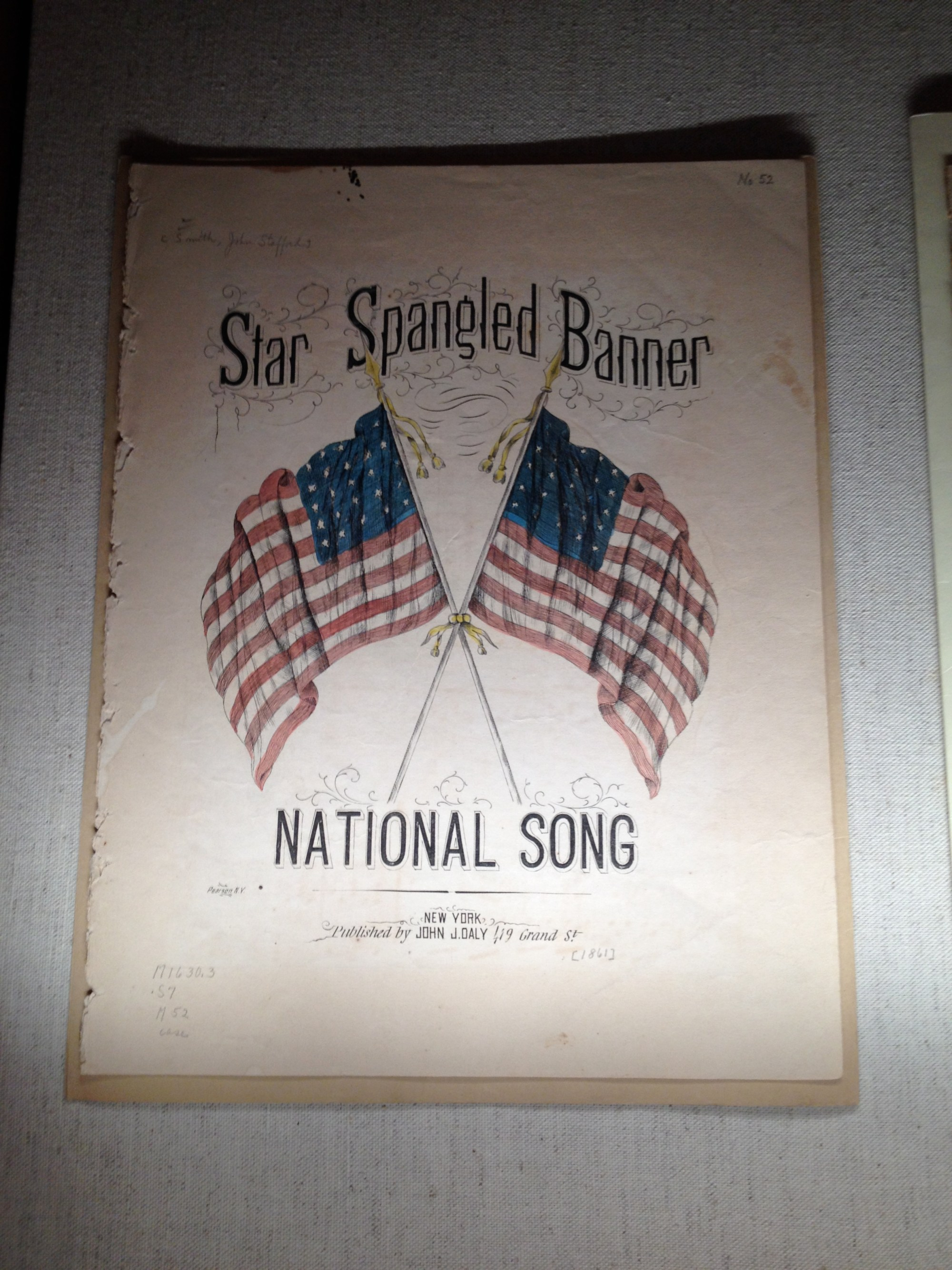 hight resolution of What So Proudly We Hailed   Star Spangled Music
