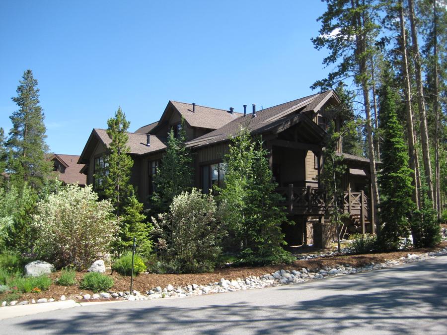 Breckenridge house