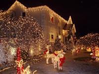 outdoor christmas lighting decorations 2017 - Grasscloth ...