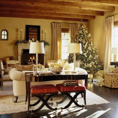 Ideas For Decorating Your Living Room Christmas Egyptian Themed 50 Stunning Decorations Starsricha A Touch Of Gold Simply Gorgeous Source Frozen Decoration