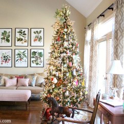Images Of Christmas Living Room Decorations Amazon Com Furniture 2 50 Stunning For Your Starsricha Simply Golden Look With Just A Tree