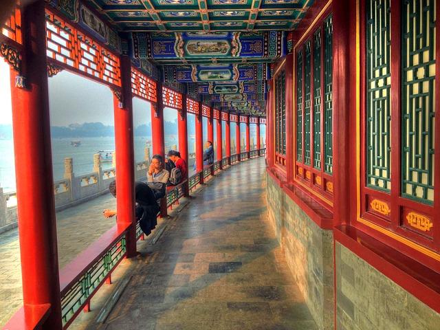 beihai-temple-corridor