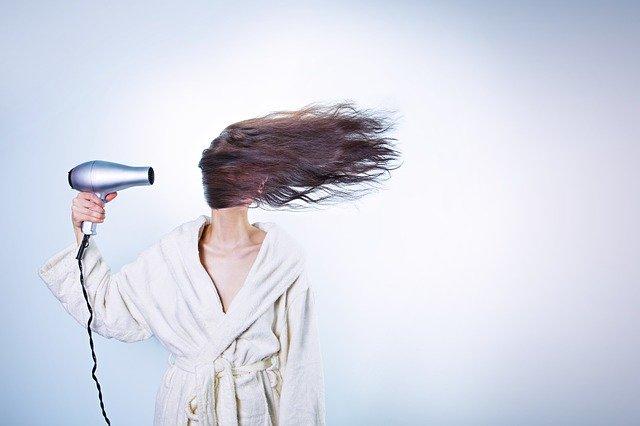 woman-hair-dryer