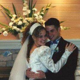 Wedding-April 23, 1995 <3