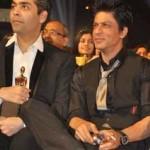 Shah Rukh Khan Smoking During Star Screen Awards Event