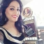 Hina Khan - Dada Saheb Phalke Award