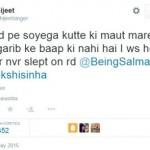 Abhijeet's Controversial Tweet on Hit & Run case