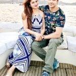 Divyanka Tripathi with her husband Vivek Dahiya