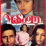Satish Kaushik Debut Film As An Actor, Masoom