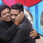 Puneesh Sharma with his father