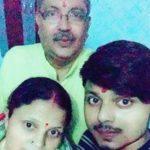 Chandan Gupta parents