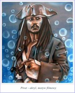 pirate - my firs work