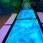 stół z meduzami