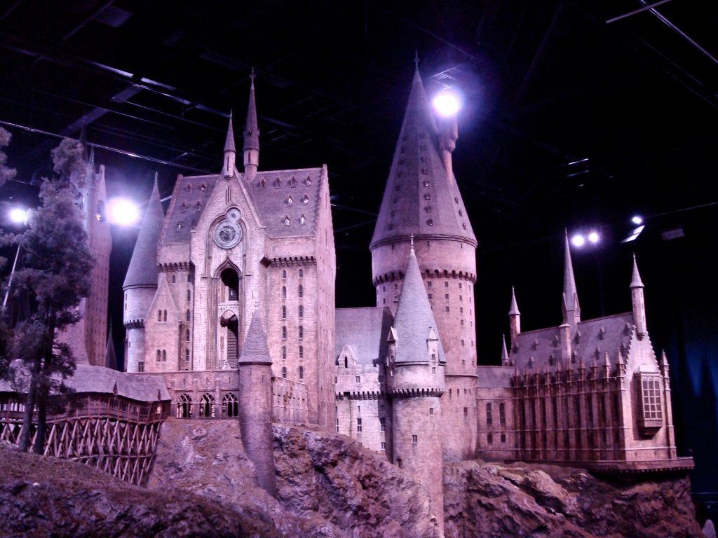 harry potter studio london travel guide