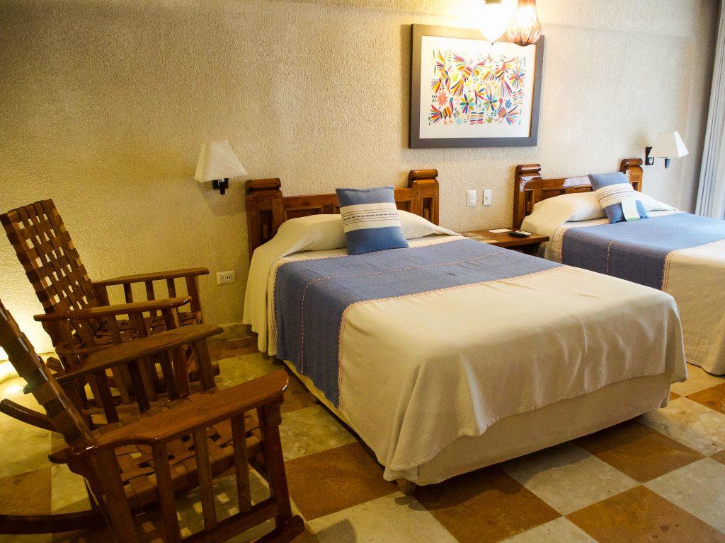 Mayaland hotel room