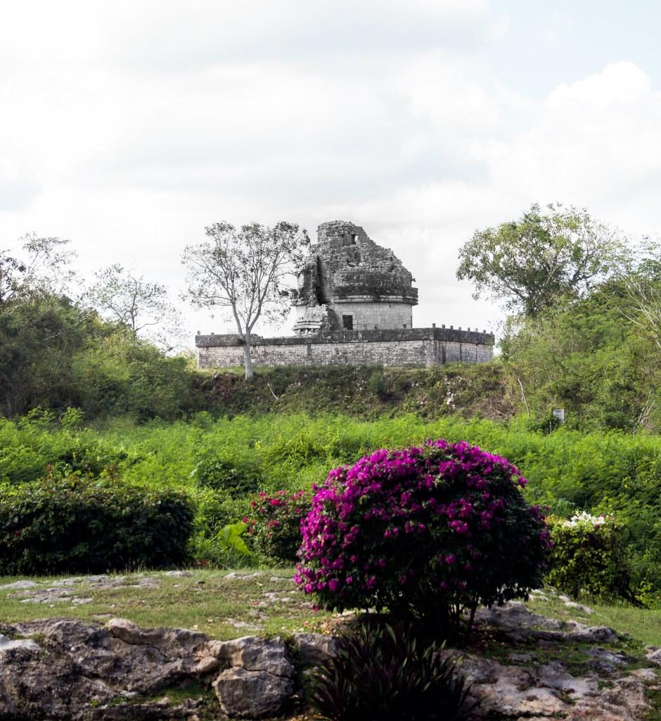 mayaland chichen itza observatory