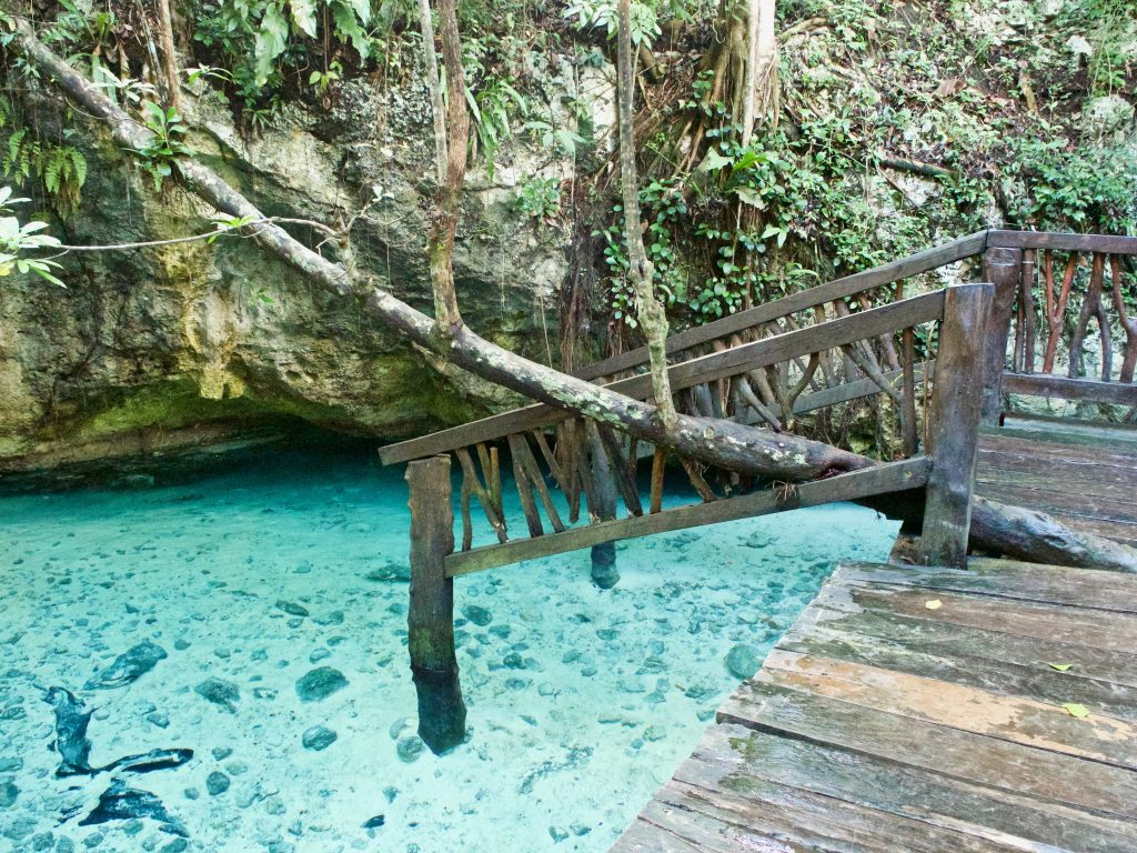 guide to visiting gran cenote mexico